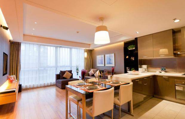 фотографии Ascott Raffles City Hotel Beijing изображение №12