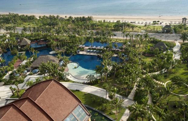 фотографии Pullman Oceanview Sanya Bay Resort & Spa изображение №4