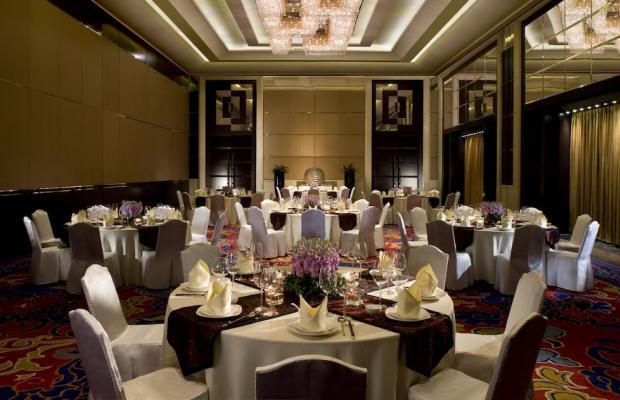 фотографии Marriott Beijing City Wall изображение №16