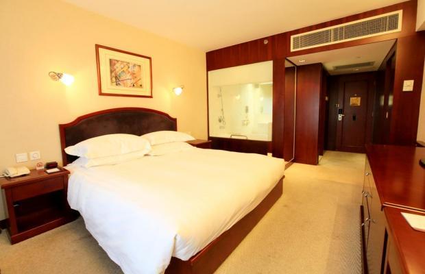 фотографии отеля Beijing Landmark Hotel изображение №11