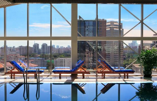 фотографии The Kempinski Hotel Beijing Lufthansa Center изображение №4