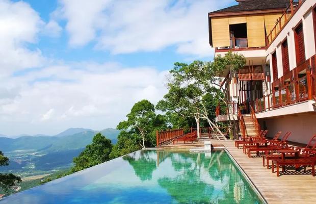 фото отеля Yalong Bay Earthly Paradise Bird's Nest Resort изображение №1