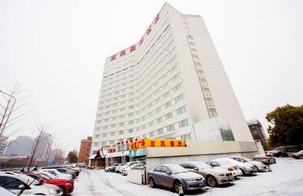 фото отеля Ya'ao International Hotel Beijing (ех. Best Western OL Stadium) изображение №1