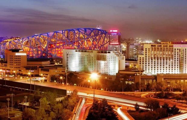 фотографии отеля V- Continent Beijing Parkview Wuzhou изображение №27