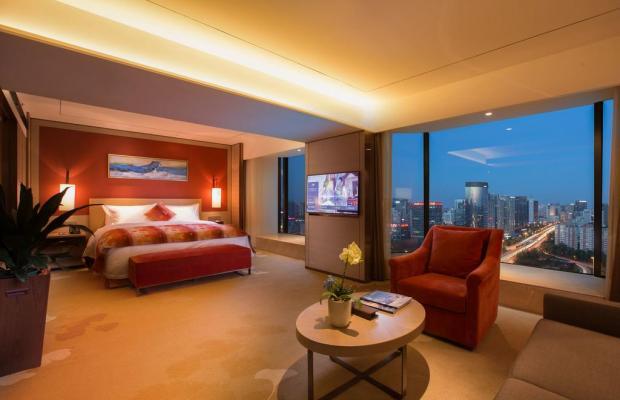 фото Grand Metropark Hotel Beijing (ех. Cts Plaza Beijing) изображение №10