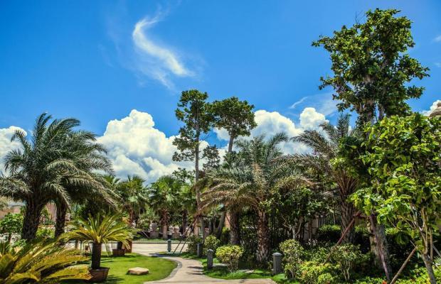 фотографии отеля Sheraton Sanya Bay Resort (ex. Tangla Hotel Sanya) изображение №23
