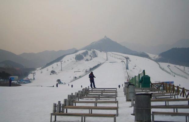 фотографии отеля Nanshan Ski Village изображение №11