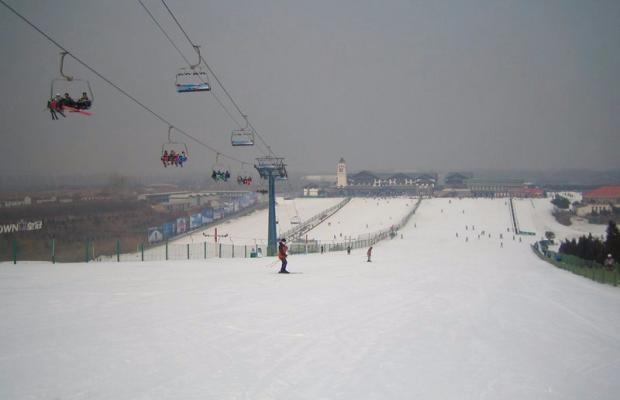 фотографии отеля Nanshan Ski Village изображение №7
