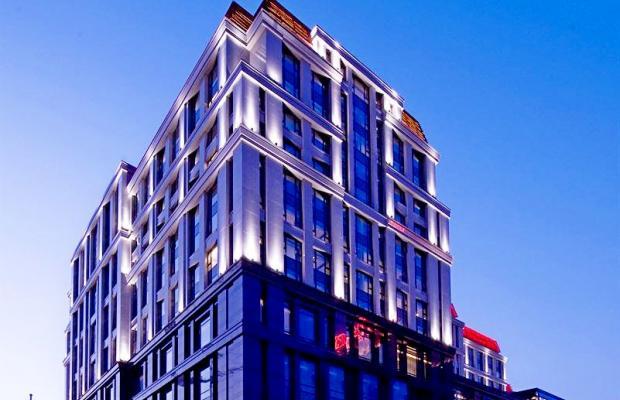 фото отеля Hilton Beijing Wangfujing изображение №1