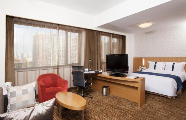 фотографии отеля Holiday Inn Express Beijing Wangjing изображение №19
