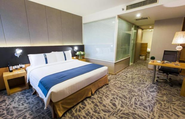 фотографии отеля Holiday Inn Express Beijing Minzuyuan изображение №39