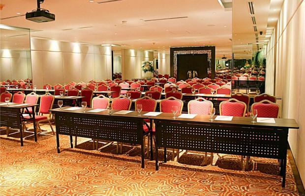 фотографии отеля Manila Pavilion изображение №3