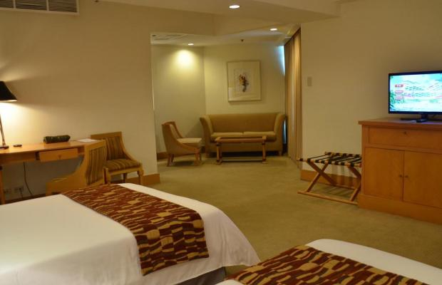 фото The Heritage Hotel Manila изображение №6