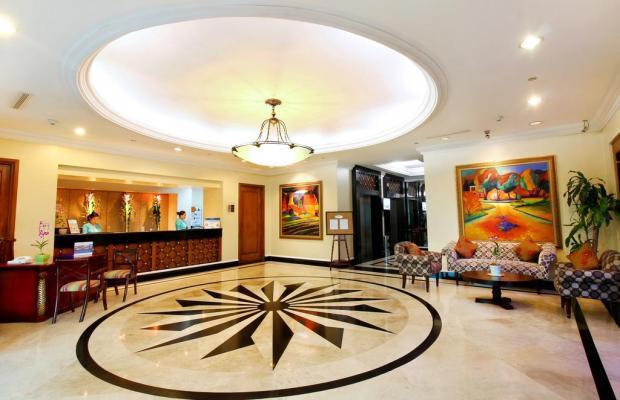 фотографии отеля Best Western Oxford Suites Makati изображение №15