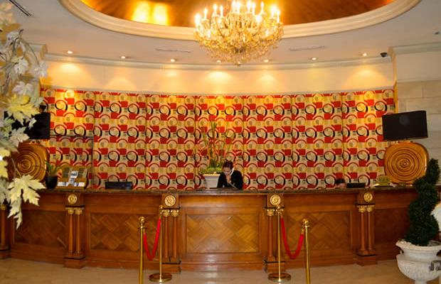 фото отеля Makati Palace изображение №21