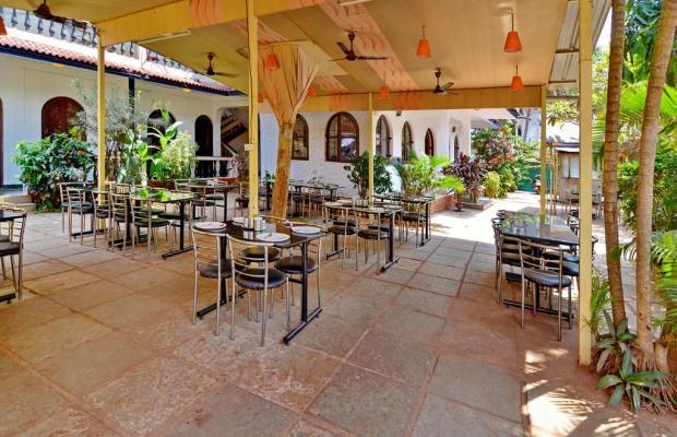 фотографии отеля Hacienda (OYO 8024 near Baga Beach) изображение №15