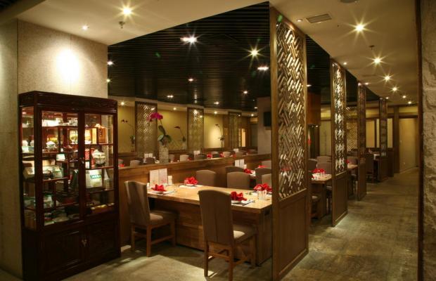 фотографии отеля Furama Hotel Dalian изображение №7