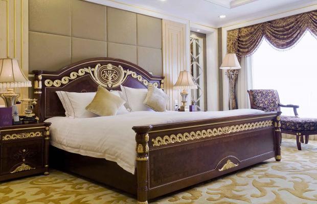 фотографии отеля Grand Mercure Teda Dalian изображение №3