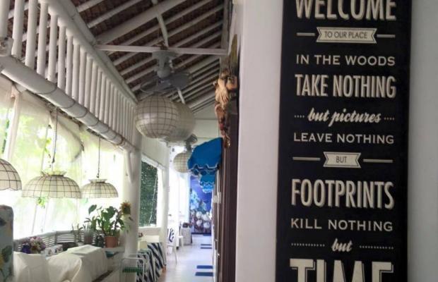 фотографии отеля Blue Veranda Suites изображение №3