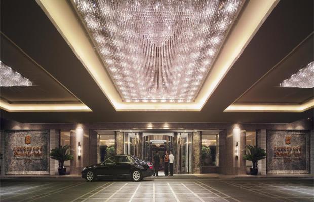 фотографии отеля Shangri-La Hotel Dalian изображение №35