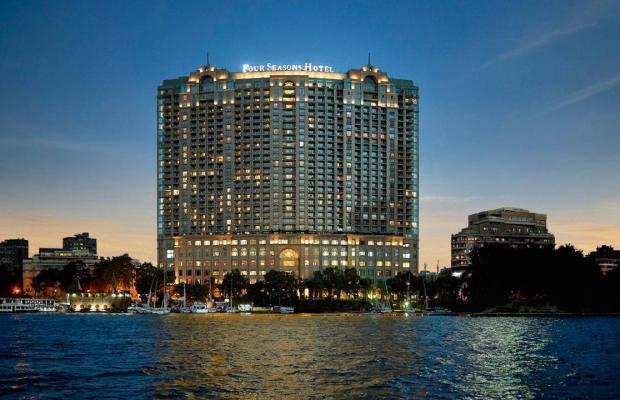 фотографии Four Seasons Hotel Cairo at Nile Plaza изображение №24