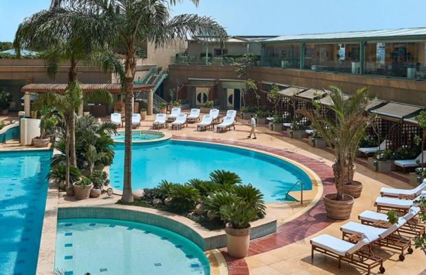 фото отеля Four Seasons Hotel Cairo at Nile Plaza изображение №21