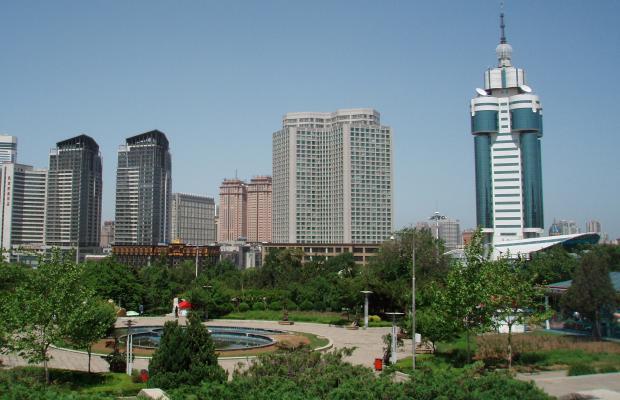 фото отеля Guomao Jiari Hotel изображение №1