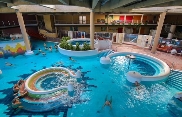 фотографии отеля Hunguest Hotel Forras изображение №11