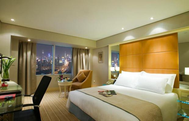 фото отеля Jin Jiang Tower изображение №37
