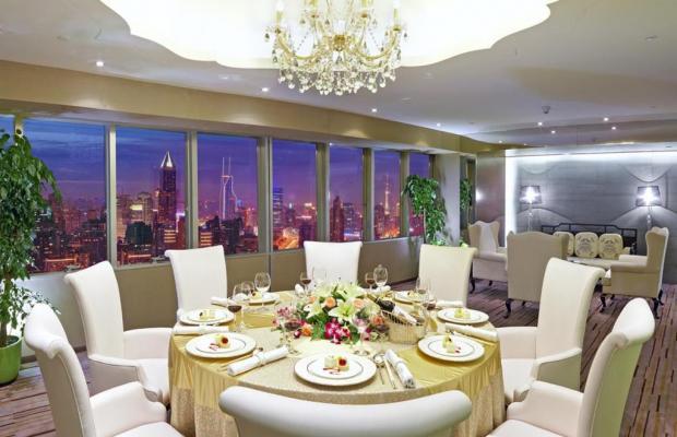 фотографии отеля Jin Jiang Tower изображение №35