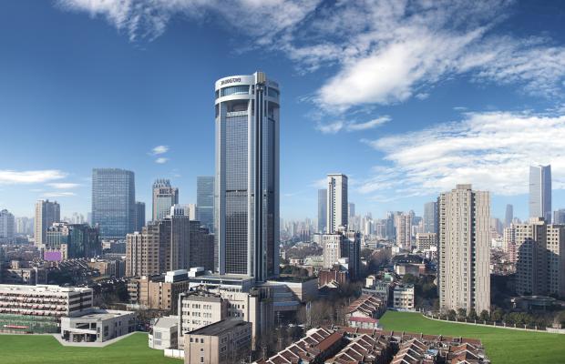 фото отеля Jin Jiang Tower изображение №1