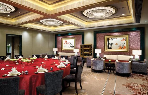 фотографии отеля Kerry Hotel Pudong изображение №31