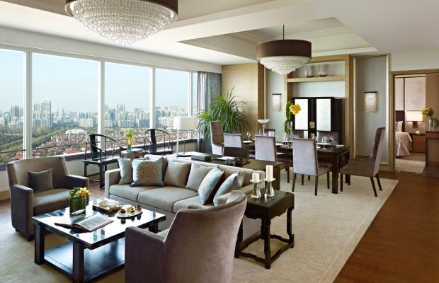 фотографии отеля Kerry Hotel Pudong изображение №15