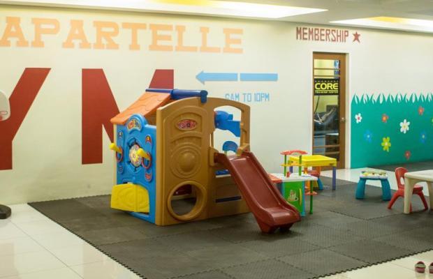фотографии отеля Alicia Apartelle изображение №7