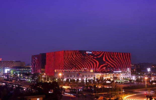 фотографии отеля Hilton Guangzhou Baiyun изображение №39
