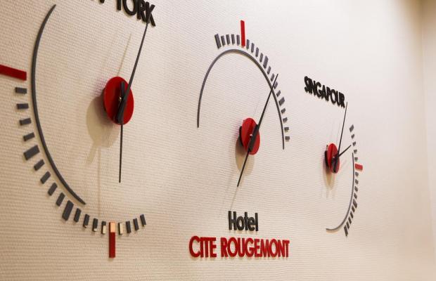 фото отеля De La Cite Rougemont изображение №13