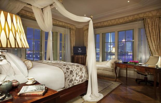 фотографии отеля Waldorf Astoria Shanghai on the Bund изображение №27