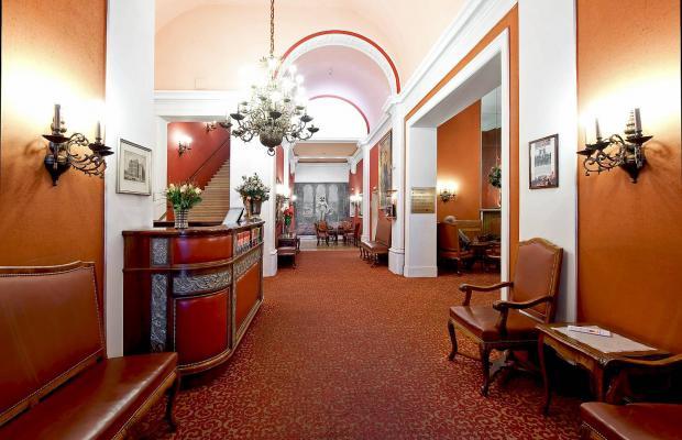 фотографии отеля Hotel Regina изображение №31