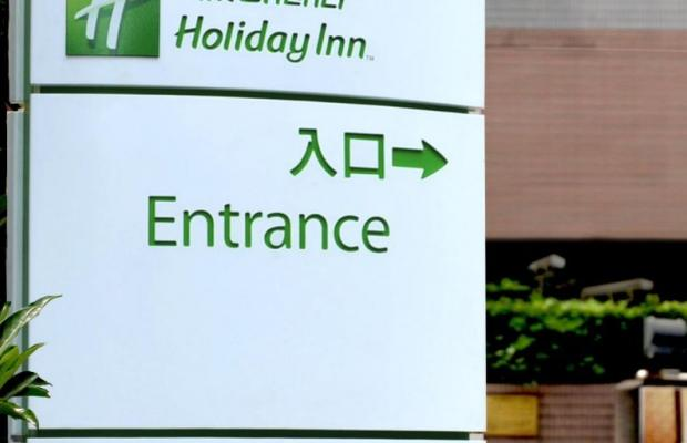 фото отеля Holiday Inn Downtown Shanghai изображение №5