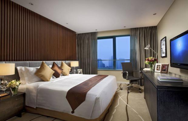 фотографии отеля Ascott Residence Huai Hai Road изображение №11