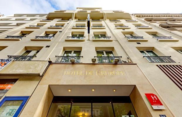 фото отеля Hotel de l'Europe изображение №1
