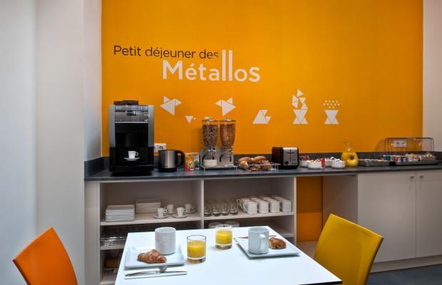 фотографии отеля Hotel des Metallos (ex. L'Hotel de Mericourt) изображение №7