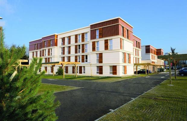 фотографии отеля Appart Hotel Paris Guyancourt изображение №27