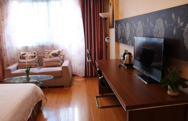 фотографии Yiting Four Season Hotel - Shanghai Dongfang Road Branch (ex. Yiting 6+e Hotel Shanghai Lujiazui) изображение №20