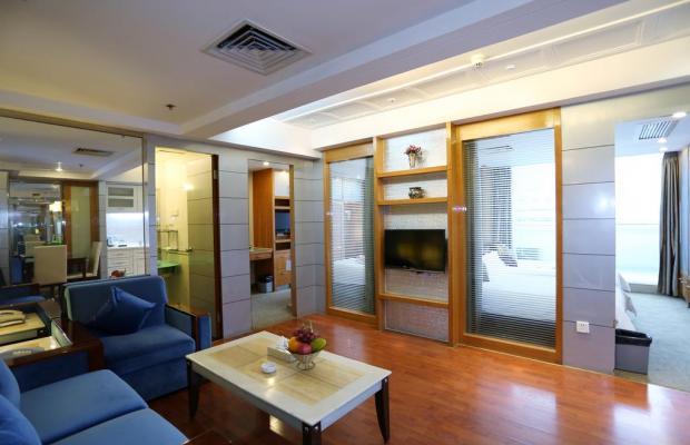 фото Yihe Hotel Ouzhuang изображение №38