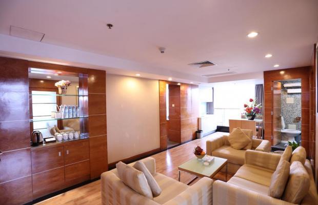 фото Yihe Hotel Ouzhuang изображение №30