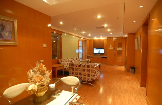 фотографии отеля Yihe Hotel Ouzhuang изображение №11