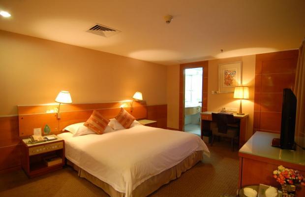 фото отеля Yihe Hotel Ouzhuang изображение №9