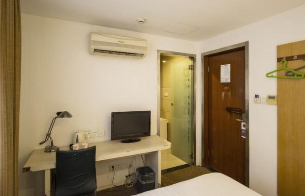 фотографии отеля Motel 168 Shanghai Changping Road изображение №7