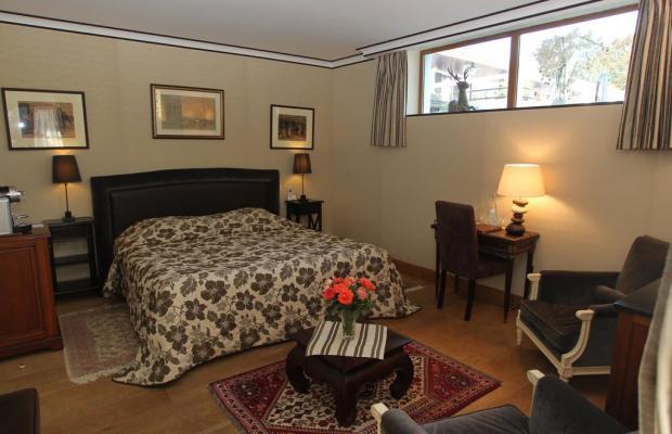 фотографии отеля Hotellerie Du Bas-Breau изображение №15